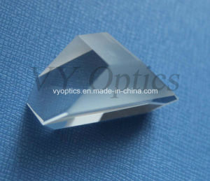 Optical Bk7 Glass Amici-Roof Prism for Optical Tester pictures & photos