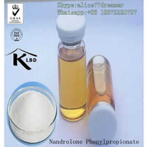 Positive Bodybuilding Nandrolone Phenylpropionate Durabolin Npp CAS 62-90-8 pictures & photos