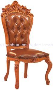 Vintage Indoor Teak Wood Hotel Chair (CT-A13)