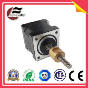 Small Vibration Noise 35mm Stepper Motor for CNC Machine pictures & photos