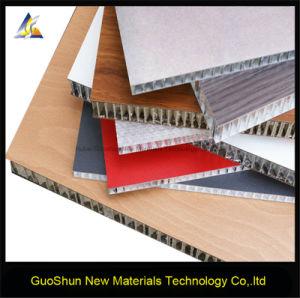 Wholsale Price Building Decoration Material Aluminum Honeycomb Sandwich Panel pictures & photos