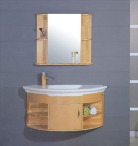MDF Bathroom Cabinet Furniture (B-241) pictures & photos