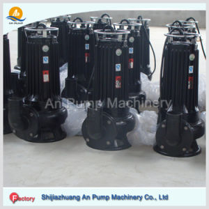High Efficiency Submersible Electric Motor Sewage Manure Pump pictures & photos