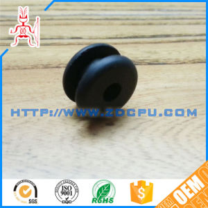 Injection Molding Pure Material Rubber Pipe Grommet pictures & photos