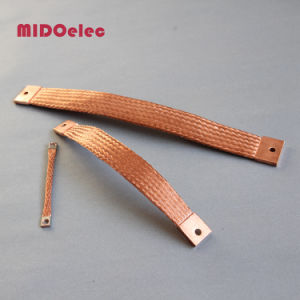 China Factory OEM Copper Braided Electrical Tape pictures & photos