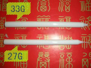 Lighting Stick White Candle for Home Daliy Use