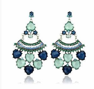 Trendy Bohemia Style Resin Stone Earring (XER13096) pictures & photos