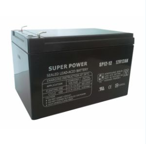 UPS Battery 12V 12ah with CE UL ISO9001 Certificated (SP12-12) pictures & photos