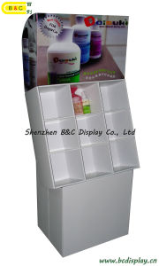 Pop Display Stand / Cardboard Display / Paper Stand Shelf (B&C-A019) pictures & photos