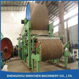 (DC-1092mm) Full Set Tissue Paper Machines by Recycling Waste Paper pictures & photos
