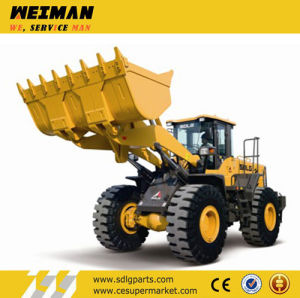 China Brand Construction Machinery 5t Wheel Loader Sdlg LG958L pictures & photos