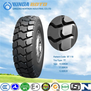 12.00r20 Wholesale Puncture Proof Radial Mining Truck Tyre pictures & photos