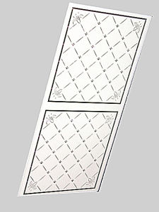 PVC Panel / Clean Material (BF-30-029)