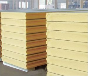 PU Sandwich Panels for Roof and Wall pictures & photos