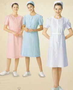 Waterproof Nurse Garment Fabric/133*72 133*94