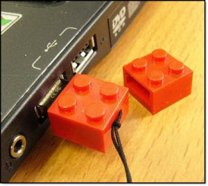 Plastic Mini USB Flash Drive (DG-SZ142)