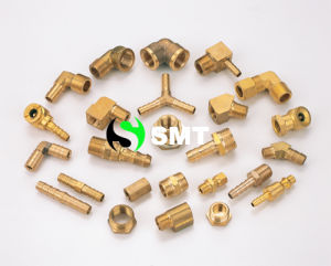 100% Tested High Quality Brass Pneumatic Fittings pictures & photos