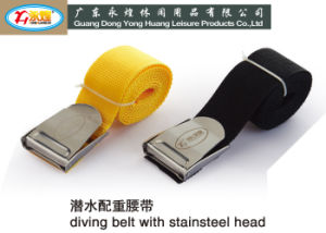 1.5m Diving Belt 304# Stainless Steel Head pictures & photos