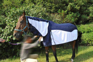 New Style Mesh with Cotton Summer Sheet, Horse Rug (NEW-09) pictures & photos