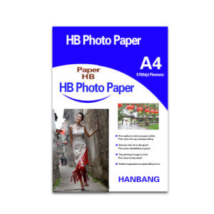 Fine Glossy Photo Paper Inkjet Photo Paper for Inkjet Printer pictures & photos