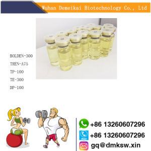 Mass Gaining Steroids Injectable Anabolic Steroids Testosterone Cypionate 250 Mg pictures & photos