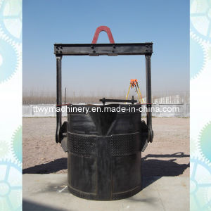 Different Types Manual Hot Metal Ladle pictures & photos