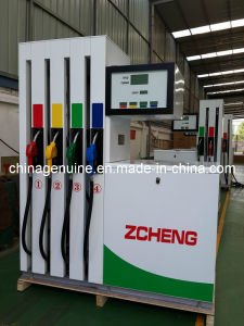 Zcheng Europe Fuel Dispenser Tokheim Flow Meter 8 Nozzle pictures & photos