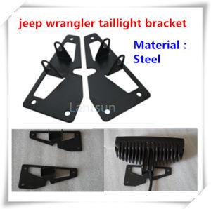 Wrangler Jk LED Tail Light Mount Bracket Kit for Jeep pictures & photos