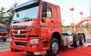 HOWO Tractor Truck with High Quality pictures & photos
