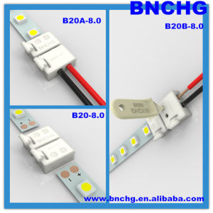 New Pin LED Strip Light Connector for 5050 3528 Light Strip