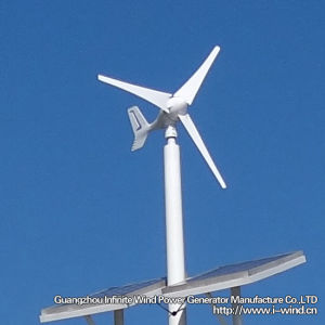 400W Permanent Magnet 3 Phase Residential Wind Power Generator CE/ISO (MINI) pictures & photos