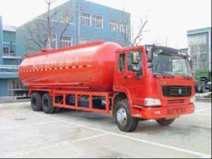 Bulk Cement Truck 6x4 pictures & photos