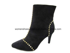 New Style Sexy Lady Fashion High Heel Boots pictures & photos
