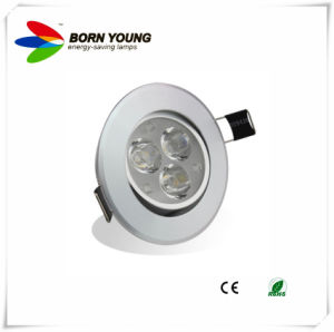 LED Downlight, LED Ceiling Light, LED Lighting, Adjustable LED Spotlight pictures & photos