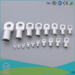 Utl Sc Type Wire Crimp Connector Red Copper Terminal pictures & photos