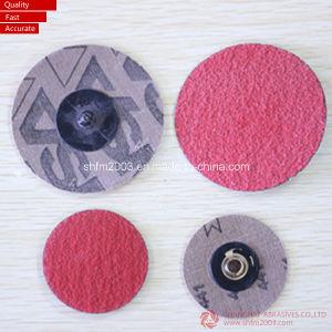 3m & Vsm Ceramic, Zirconia Abrasives Roloc Discs (Quick Change Disc) pictures & photos