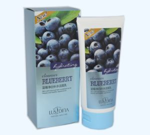 Blueberry Whitening Hydrating Facial Cleanser pictures & photos