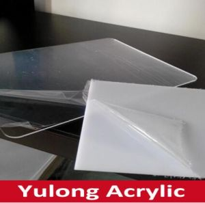 Transparent Acrylic Sheet for Window Display pictures & photos