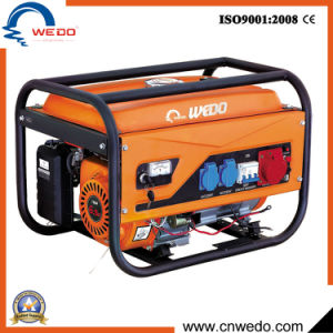3phase 2kVA/2kw/2.5kw/2.8kw 4-Stroke Gasoline/Petrol Generators with Ce pictures & photos