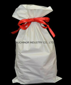 CPE Drawstring Gift Bag pictures & photos