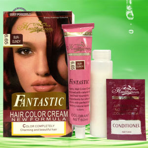 2015 Hair Healthy Soft Shiny Hair Dyeing Cream pictures & photos