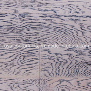 White Oak Engineered Wood Flooring Tile for Building Material