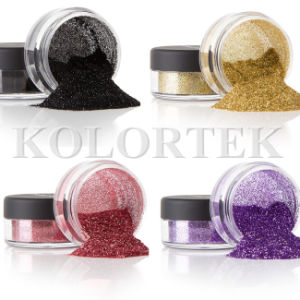Cosmetic Grade Nail Glitters pictures & photos
