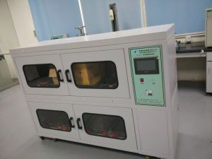 Sampling 8 PCS Shoese Dielectric Resistance Testing Machine (GW-022F) pictures & photos
