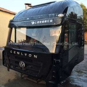 C100 Hongyan Genlyon Iveco Truck Cab with High Quality pictures & photos