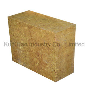 Anti-Stripping High Alumina Brick with Al2O3 75%