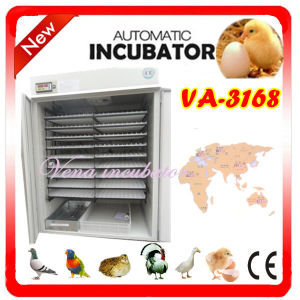 Intelligent Automatic Chicks Hatching Incubator Machine for 3000 Eggs Va-3168 pictures & photos