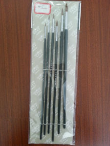 Nylon Painting Brush, Bristle Paint Brush pictures & photos