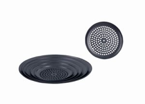 Bakeware/ Alu. Perforated Pizza Pan (MY6008H--MY6016H) pictures & photos