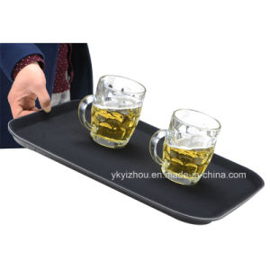 Plastic Pub Serving Tray / Plastic Bar Serving Tray pictures & photos